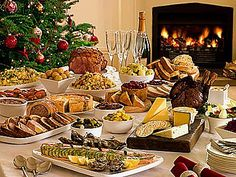 Christmas Eve Buffet...  Google Image Result for http://personaltrainerz.com/wp-content/uploads/2009/12/holiday2-main_full.jpg