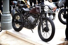 RocketGarage Cafe Racer: Bike Shed Paris