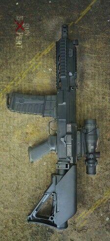 Vz 58 Chambered in 5.56  Nato
