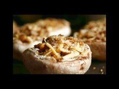 Zdravé fitness recepty - Plnené šampiňóny s cottage cheese 20 Min, Cottage Cheese, Ale, Vegetables, Recipes, Food, Fitness, Vegetable Recipes, Eten