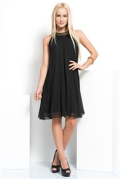 Another great find on Black Bow-Cutout Shift Dress by Ironi Collection The Dress, That Look, Bows, Formal Dresses, Sexy, How To Wear, Outfits, Collection, Black