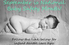 http://www.greatkidssmiles.com/early-infant-care.php?mode=desktop Dr. Marc E. Goldenberg, Dr. Kate M. Pierce, and Dr. Matthew S. Applebaum Pediatric Dental Office Greensboro, NC