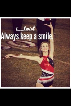 Until you feel like your lips will fall of! :) TWIRLERPROBS