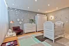 Awesome Quarto Decorado Bebe that you must know, Youre in good company if you?re looking for Quarto Decorado Bebe Baby Nursery Decor, Baby Decor, Pastel Room, Elegant Homes, Decoration, Decorating Tips, Toddler Bed, Furniture, Home Decor