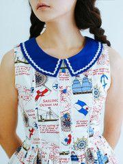 smooth sailing dress