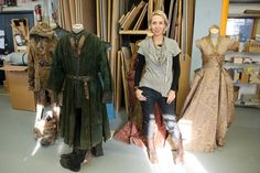 "4 | Deciphering The Hidden Messages In ""Game Of Thrones"" Costumes 
