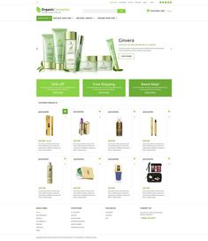 Get This Cosmetics Zen Cart Template to Expand Audience Engagement of Your Shop. Web Design Quotes, Web Design Trends, Website Design Inspiration, Ui Inspiration, Custom Website Design, Website Designs, Web Design Software, Portfolio Web Design, Packaging