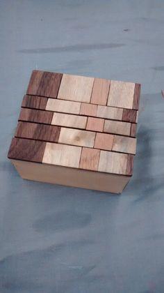 The Lineup - Puzzle Box, Lock Box, Secret Opening Box