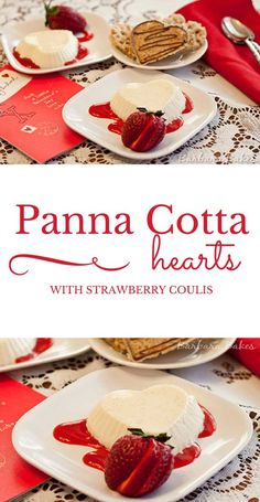 Panna Cotta Is A Smooth Creamy Sensual Dessert That Is An Ideal End To