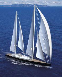 Alloy Yachts AY41 Superyacht