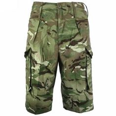 British Army Issue MTP Shorts - New These genuine British army shorts...