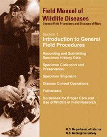 USGS Field Manual of Wildlife Diseases Health Center, Primates, South Africa, Manual, Wildlife, Primate, Textbook