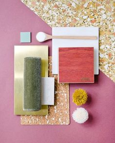A moodboard is always an inspiration to interior design! Ecole Design, Mood Board Interior, Material Board, Mood And Tone, Colour Board, Color Stories, Colour Schemes, Color Trends, Color Pallets