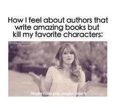 I'll just pin this in Fandoms United because everyone has that one (*cough*or more*cough*) author...