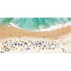 Poster photo Copacabana - Rio de Janeiro - Brésil - Philip Plisson Poster Photo, Photo Deco, Strand, Photos, Art, Rio De Janeiro, Living Room, Paint Photography, Holiday Photography