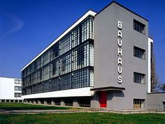 [Arquitectura] Aniversario de La BAUHAUS - Taringa!