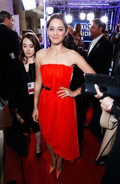 Golden Globe 2013 - Red Carpet