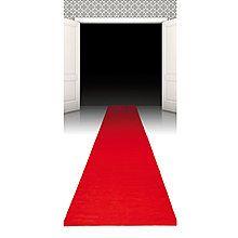 Hollywood-Läufer Roter Teppich, 450 x 60 cm