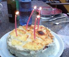 Low Carb/Primal Birthday Cake