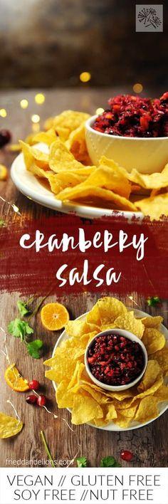 This Cranberry Salsa