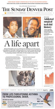 #20160228 #USA Sunday FEB 28 2016 #DENVER #COLORADO #TheSundayDenverPost http://www.newseum.org/todaysfrontpages/?tfp_show=80&tfp_page=1&tfp_id=CO_DP
