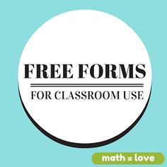 Free Printable Posters For Your Classroom       Bulletin Board Ideas     Free Forms for Classroom Use        Free Interactive Notebook R...