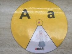 Počáteční písmeno - abeceda - slova - spinner