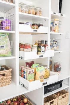 Today I'm going to share our pantry 1 year later and answer sone of your most frequently asked questions about the space!