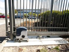 Get Gates & Fence It - Gate Automation Gate Automation, 21st Century, Commercial, Industrial, Technology, Fences, Gates, Tech, Picket Fences