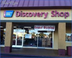 cool Discovery Shop of the American Cancer Society US Map & Phone & Address