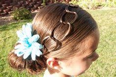 Chain Hairstyle @ Princess Piggies