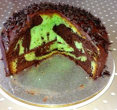 After eight cake