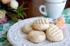 Receita de Biscoitinhos Sequilhos Express passo-a-passo. Acesse e confira todos os ingredientes e como preparar essa deliciosa receita!