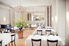 Hotel Krafft - Basel, Switzerland Basel, Switzerland, Conference Room, Table Settings, Furniture, Hotels, Drawing, Home Decor, Psychics