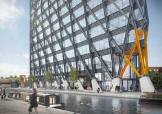 diagrid structures - Google Search