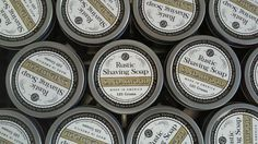 Sandalwood Rustic Shave Soap