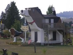 Bed & Breakfast near Moscow, Idaho :)