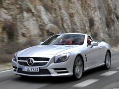 Mercedes sl 500 amg sports package edition 1 2012