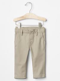 Pull-on khakis