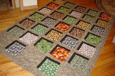 Resplendent Sew A Block Quilt Ideas. Magnificent Sew A Block Quilt Ideas. 3d Quilts, Panel Quilts, Small Quilts, Patchwork Quilting, Easy Quilts, Tumbling Blocks Quilt, Quilt Blocks, Quilting Projects, Quilting Designs