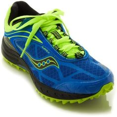 Saucony Peregrine 3 Trail-Running Shoes - Men's