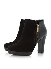 efa122b83f7b View product Dune Oscar side zip ankle boots Boots Online