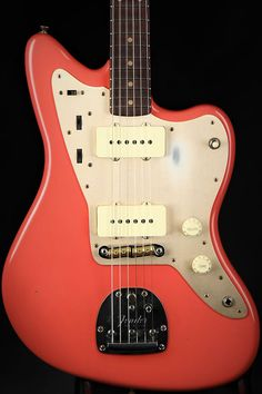 Fender Guitars - This Is Basically The Article You Want About Learning Guitar Fender Guitar Case, Fender Acoustic Guitar, Fender Electric Guitar, Cool Electric Guitars, Telecaster Guitar, Fender Guitars, Guitar Wall Art, Cool Guitar, Guitar Room