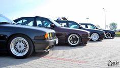 BMW e34 x 4