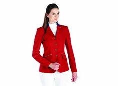 What do you think of the new Hardwick show jacket from Caldene? #horseriding #horsesport #showjacket #caldene