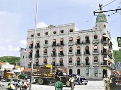 Otra #Fotografía del #Majestuoso #HotelMajestic #Caracas #Venezuela; concepto #Arquitectónico perdido en la #Capital de la #República