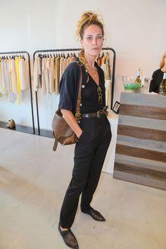 Erin Wasson Photos: Zadig & Voltaire Malibu Store Opening