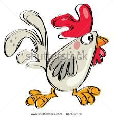 Image result for cute chicken drawing