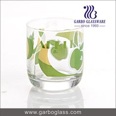 printing glass cup