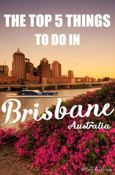Brisbane often gets overlooked in favour of its bigger sisters, Melbourne & Sydney, but the sublime weather isn't the only reason locals & travellers alike are always smiling. Find out why the city was named the Coolest City in Australia by Lonely Planet.